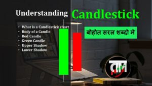 What is Candlestick, Body of a candlestick, upper shadow & lower shadow
