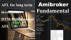 Fundamental AFL for Amibroker users- Developed for Investors
